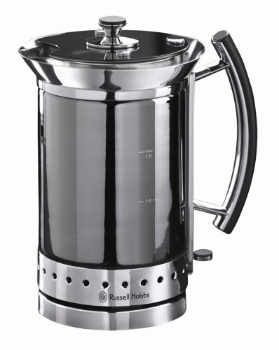 Russell Hobbs 14355 Black Glass Kettle from Russell Hobbs