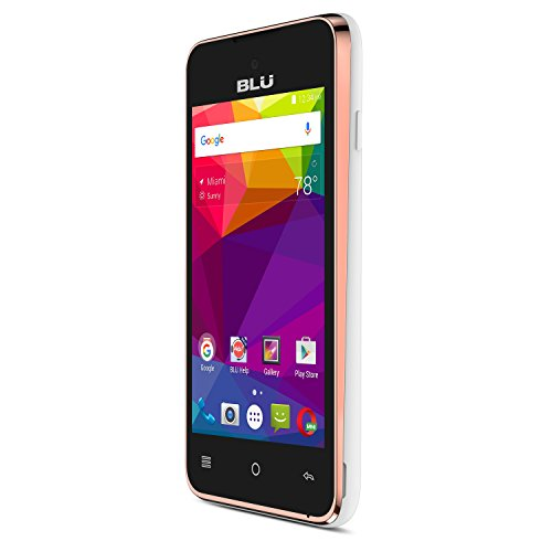 BLU Advance 4.0 L2 - Global GSM Unlocked -White