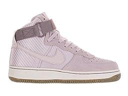 Nike Women\'s Air Force 1 Hi Prm Basketball Shoe