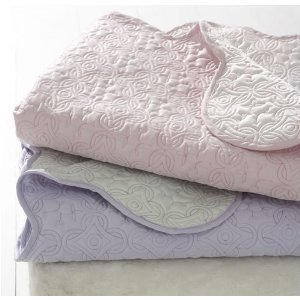 Princess Pink Twin Coverlet front-551879