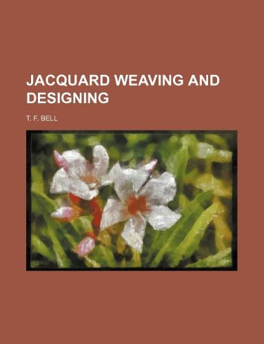 Jacquard Weaving and Designing