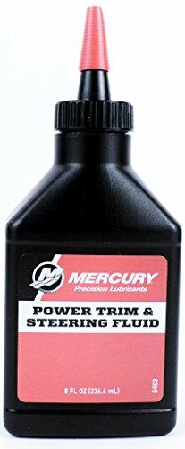 Mercury Precision Power Trim Steering Fluid 92-802880a1