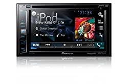 See Pioneer AVHX2700BS Double DIN/BLUETOOTH/SIRIUS/DVD/MIXTRAX/APPMODE Car Receiver Details
