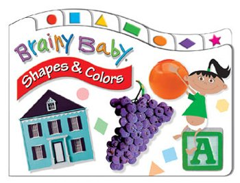 Shapes/Colors Tab Book Part Of - Bbc99000 - 1