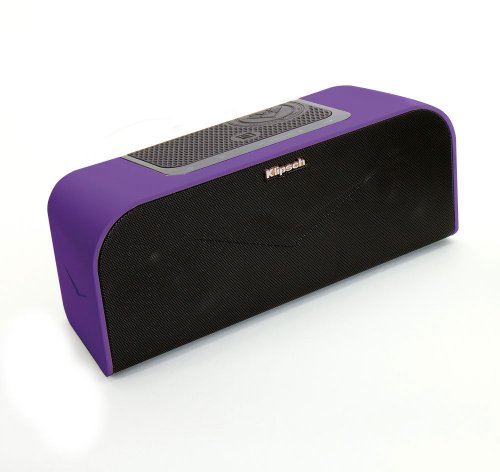 Klipsch Kmc 1 Purple Portable Speaker, Purple