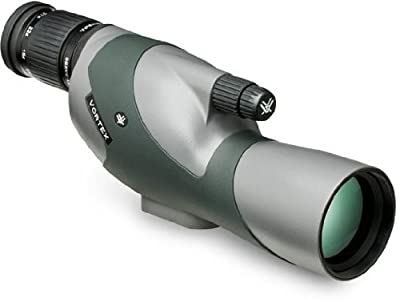 Vortex Optics RZR-50S1 Razor HD 11-33x50 Straight Spotting Scope, Green from Vortex