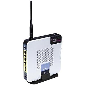 T-Mobile LINKSYSRJ11 Wireless Router