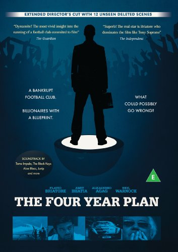 QPR - The Four Year Plan [DVD]