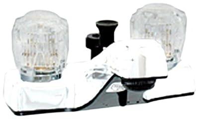 "Phoenix P4407-I 4"" Celcon Two Handle Lavatory Diverter"