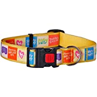 Heads Up For Tails Mommy's Darling Pet Collar-Large