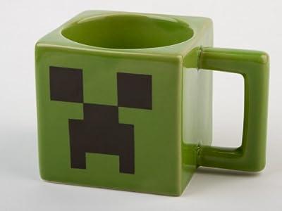Minecraft Creeper Face Mug by Jinx
