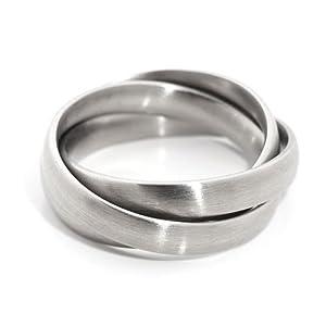 monomania stainless steel mens russian wedding ring With mens russian wedding ring