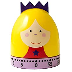 Sassafras The Little Cook- Princess Timer Timer