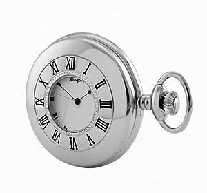 Woodford 1080 - Reloj de bolsillo analógico mecánico para hombre marca Woodford