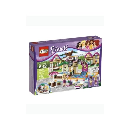 Get Lego Friends Heartlake City Pool 41008 At Petals And Stem