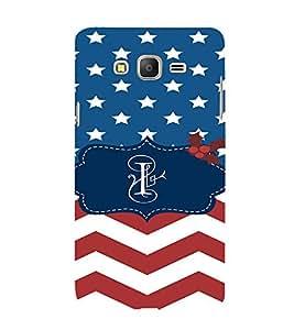EPICCASE American Flag Mobile Back Case Cover For Samsung Galaxy E5 (Designer Case)