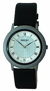 Bernex GB11901 - Reloj de caballero - sumergible a 30 metros
