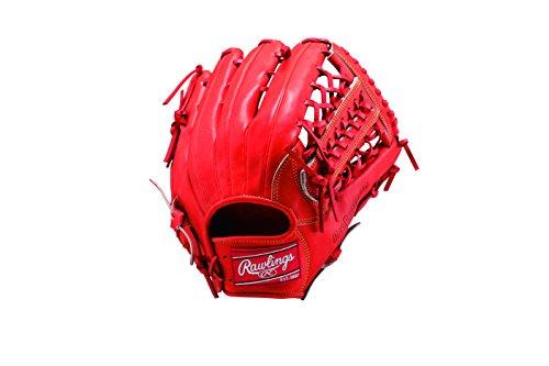 rawlings-guante-de-beisbol-japon-pro-preferido-gr5pr8sc-rcr-outfield-125-rht