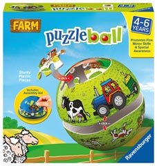 Farm Children's Puzzleball 40 Piece