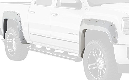 Bushwacker 40958-74 Sonoma Red Metallic Fender Flare for GMC, (Set of 4) (Fender Flares Gmc Sonoma compare prices)