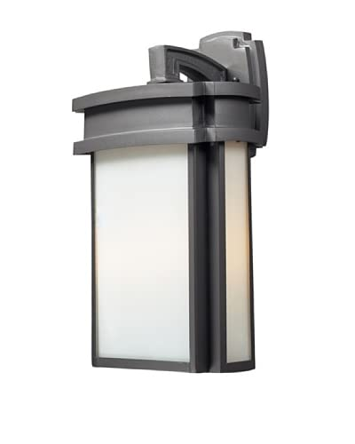 Artistic Lighting Sedona Outdoor Sconce, Graphite