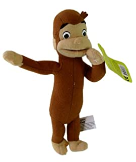 Curious George Plush Doll - 9in