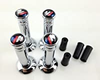Bmw M Power Chrome Door Pin Set 4 Pcs from LH