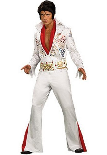 Super Deluxe Quality Adult Elvis Costume