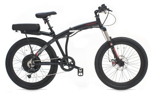 Buy Prodeco Technologies Phantom X2 Electric Folding Bicycle (36V, 500W)