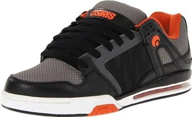 osiris PIXEL schwarz/orange