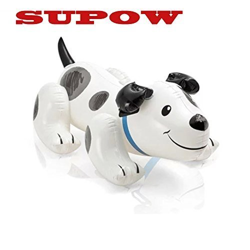 supowtm-giant-friendly-dog-shaped-rider-inflatable-swimming-ride-on-raft-mattress-swimming-pool-toy-