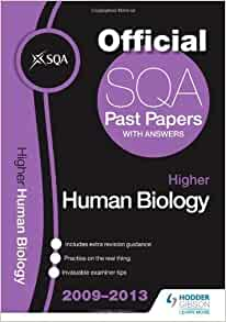 higher biology past papers online