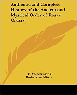 complete history of the rosicrucian order pdf