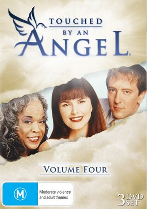 Touched by an Angel - Volume Four - 3-DVD Set ( Touched by an Angel - Volume 4 ) [ NON-USA FORMAT, PAL, Reg.0 Import - Australia ]
