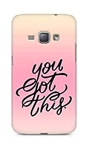 AMEZ you got this Back Cover For Samsung Galaxy J1 (2016 EDITION)