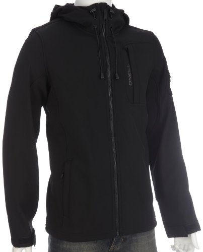 O'Neill Men's Hammer Freak Hyperfleece Black Out 050866.9010 S Small