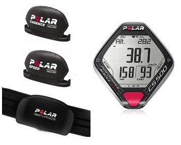 Polar CS500 + cadence Cycling Computer