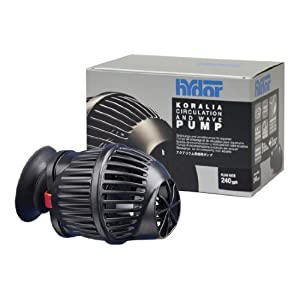 Hydor Koralia Circulation and Wave Pump for Aquarium, Compact Design