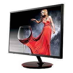 AOC M2261FWH 21.5-inch LED Monitor (Black)