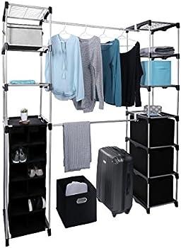 Tidy Living Closet Storage