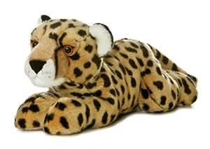 """Aurora Plush 12"""" Flopsie Cheetah"""