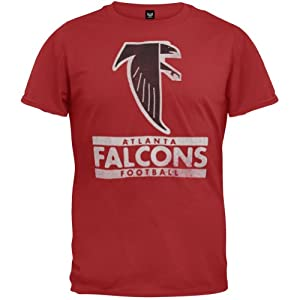 NFL Atlanta Falcons Mens Flanker Tee by