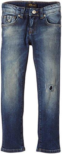LTB Jeans Jungen Jeans Flipe, Gr. 176 (Herstellergröße: 15-16), Blau (Petunias Wash 2726)