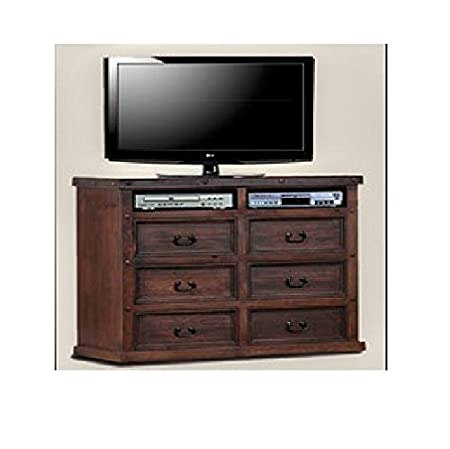 Copper Creek Media Chest