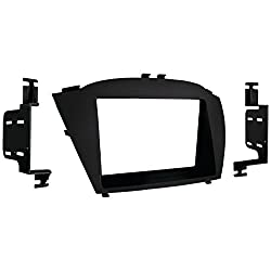 See Metra 95-7364B Double DIN Dash Kit for Select 2014-UP Hyundai Tucson Vehicles Details