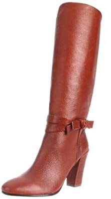 Kate Spade New York Women's Mandie Knee-High Boot,Luggage,5 M US