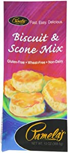 Pamela's Products Mix, Biscuit and Scone, 13 Ounce by Pamela's Products, Inc.