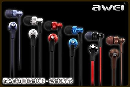 Awei-Es400i-Noise-Cancelling-In-Ear-Headset