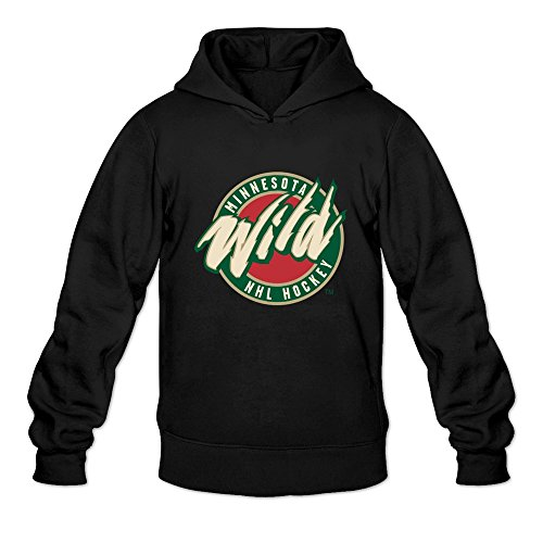Minnesota Wild Casual Hoodies For Men