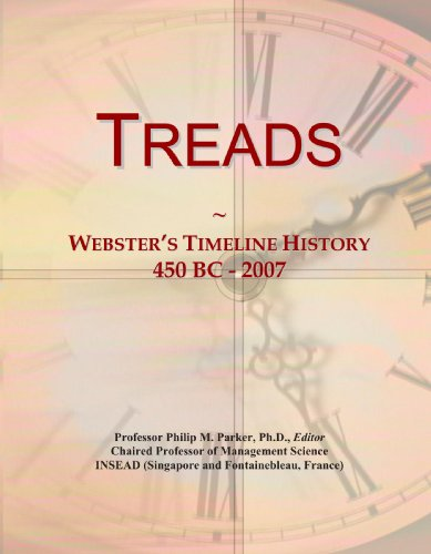 Treads: Webster's Timeline History, 450 BC - 2007